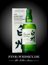 Hakushu Distiller's Reserve New Design