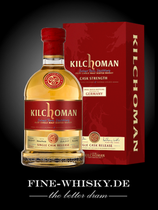 Kilchoman Single Cask Release for Germany 2012