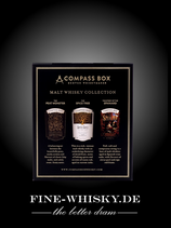 Compass Box - Malt Whisky Collection