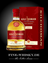 Kilchoman 100% Islay Small Batch for Germany 2014