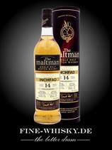 Inchfad Loch Lomond Vintage 2005 ex-Bourbon Cask 14yo - The Maltman