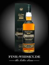 Cragganmore Distiller's Edition 2001/2014