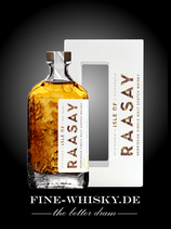 Isle of Raasay Lightly Peated R-01 - first general Release