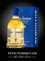 Kilchoman Machir Bay Cask Strength European Tour 2014