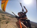 Paraglider tandem fligth&Film