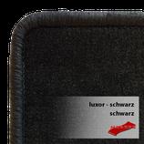 Passformsatz VW T5/ T6 - Luxor schwarz /