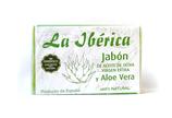 Jabón de aloe vera con aceite de oliva virgen extra