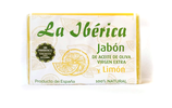 Jabón de limón con aceite de oliva virgen extra