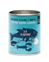 SEA WARRIOR - Sazonador para Pescado y Marisco ECO (60g)