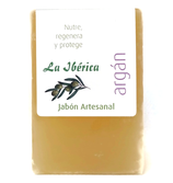 Jabón de argán con aceite de oliva virgen extra