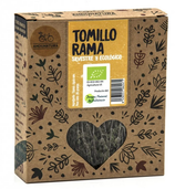 Caja kraft con 15g de Tomillo en Rama Silvestre ECO