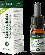 Bio Hanf Complete Naturöl 18%, 10ml