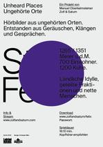 ST. FELIX - A5 Card Single Track