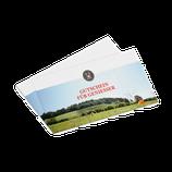 Geschenkgutschein Weinverkauf Apfelbacher - per Post