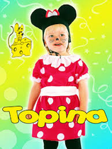 TOPINA - 3/4 anni - 61308