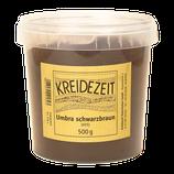 Kreidezeit Umbra schwarzbraun (625)