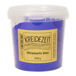 Kreidezeit Ultramarinblau