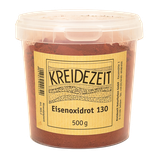 Kreidezeit Eisenoxidrot 130