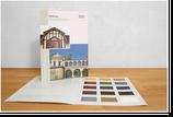 Kreidezeit Farbkarte Holz: Standölfarben