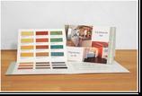 Kreidezeit Farbkarte Holz: Pigmente in Öl