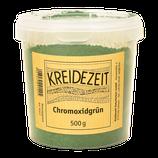 Kreidezeit Chromoxid grün