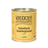 Kreidezeit Schellack Isoliergrund - weiß