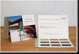 Farbkarte Holz: Farbige Holzlasueren