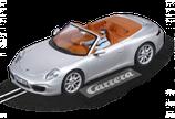 Porsche 911 Carrera S Cabriolet (silber)