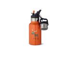 TEMPflask Elch orange (Thermoflasche für 20Std kalt oder 7Std warm)