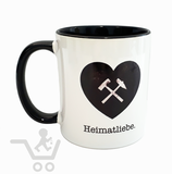 "Kaffeepott ""Heimatliebe"""