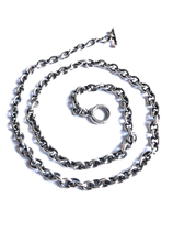 MEDIUM OVAL CHAIN NECLACE