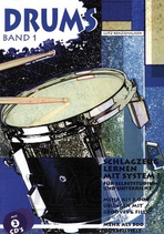 """Lutz Renziehausen """"Drums Band 1 - Schlagzeug lernen mit System"""""""