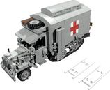 Sd.Kfz 3 Maultierambulance Krankenwagen