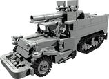 M3 US Halftruck Howitzer Version