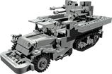 M3 US Halftruck Anti aircraft version