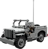 USA army Willy Jeep radio operator version