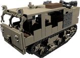 US Amy m4 gun tractor tan Wüsten Version