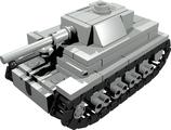 Mini scale Panzer IV
