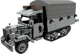 Sd.Kfz 3 Maultier troop transporter closed Truppentransporter geschlossen