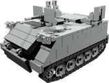 M113 basic troop transporter