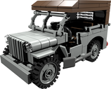 USA army Willy Jeep passenger closed
