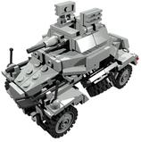 Sd.Kfz 222 MG Version
