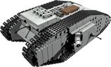 British Mark male tank
