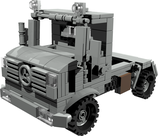 Unimog Container Version