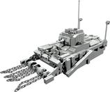 Matilda Scorpion Mk 1 Mine clearer with flail Minenräumer