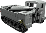 """M667 with MGM-52 """"Lance""""  ballistische Kurzstreckenrakete"""