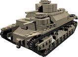 Japanese Typ95 heavy tank tan version