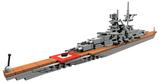 Bismarck battle ship