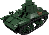 Japanes Typ95 Ha-Go light tank