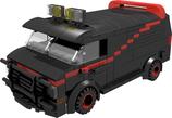A-Team Van black